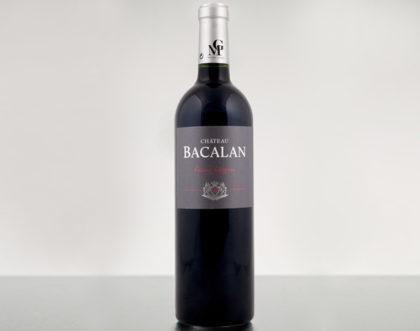 Création d'étiquette de vin pour un Pessac-Léognan