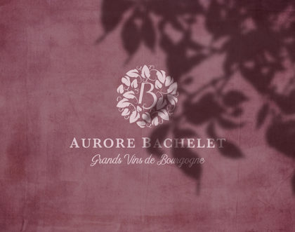 Création d'un logo et étiquettes pour une gamme de Vin de Bourgogne